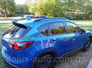Рейлинги функциональные оригинал на Mazda CX-5 2011+