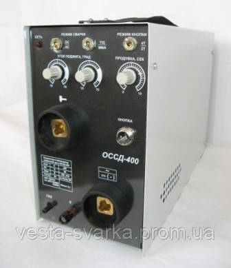 Универсальный сварочный пост на базе ОССД-400