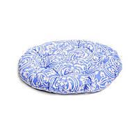 Подушка на стул Фреска-Лаванда D-40см
