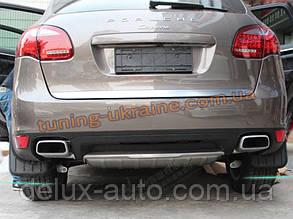 Брызговики оригинал на Porsche Cayenne 2010+