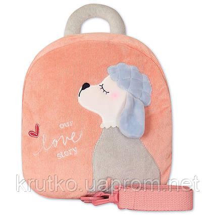 Рюкзак История любви, розовый Metoys, фото 2
