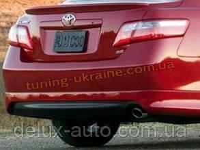 Юбка задняя на Toyota Camry XV40 2006-2011