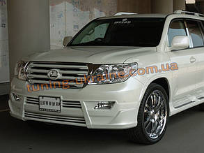 Расширители арок на Toyota Land Cruiser 200 2012+