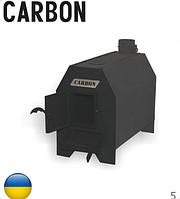 Отопительно-варочная печь CARBON 5 (мощность 5 кВт). Украина.