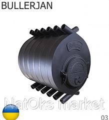 Газогенераторная печь BULLERJAN 03 (Буллерьян 27 кВт, пр-во Киев). Украина.