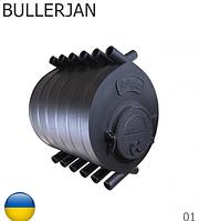 Газогенераторная печь BULLERJAN 01 (Буллерьян 11 кВт, пр-во Киев). Украина.