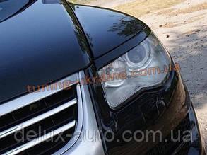 Реснички на Volkswagen Touareg 2006-10