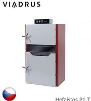 Твердотопливный пиролизный котел VIADRUS Hefaistos P1 Т (7 секции, 100 кВт). Чехия.