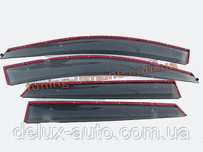 Дефлекторы окон для Jac S5 2013