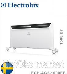 Конвектор электрический Electrolux ECH-AG2-1500EF (1500 Вт). Швеция.