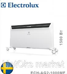 Конвектор электрический Electrolux ECH-AG2-1500MF (1500 Вт). Швеция.
