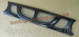 Решетка радиатора 4 сетки на ВАЗ 2102