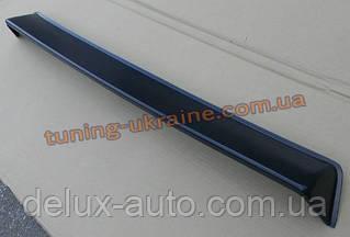 Козырек на заднее стекло без стопа для ВАЗ 2103