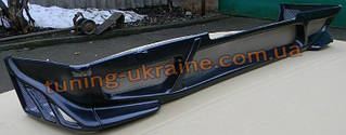 Накладка на передний бампер Спорт на ВАЗ 2108