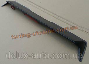 Козырек заднего стекла со стопом на ВАЗ 2109