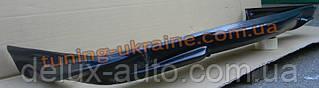 Накладка на задний бампер для ВАЗ 2112