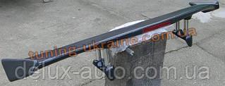 Спойлер на хром трубках на ВАЗ 2113