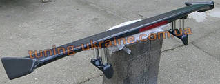 Спойлер на хром трубках на ВАЗ 2114