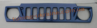 Решетка радиатора Hummer на ВАЗ 2131 Ниву
