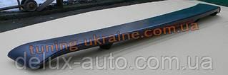 Спойлер с длинным стопом на ГАЗ 31029 Волга