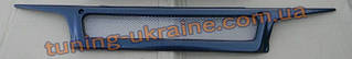 Решетка радиатора с ресничками фар на Таврию ЗАЗ 1102