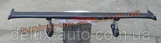 Спойлер на хром трубках на Таврия ЗАЗ 1102