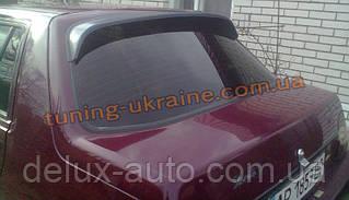Козырек на заднее стекло на Славуту ЗАЗ 1103