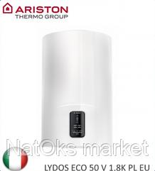 Бойлер Ariston LYDOS ECO 50 V 1,8K PL EU (водонагреватель).