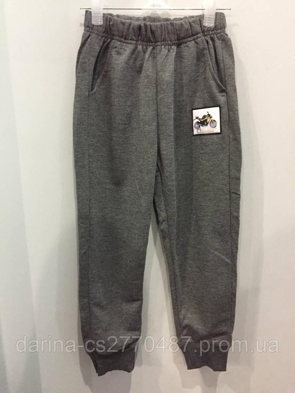 Спортивные штаны для мальчика 110,116 см