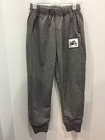 Спортивные штаны с принтом для мальчика 110,116 см