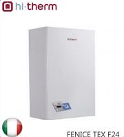 Котел настенный газовый HI-THERM FENICE TEX F24. Италия.
