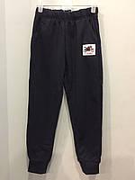 Спортивные штаны с принтом для мальчика 122,128 см