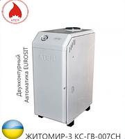 Газовый котел АТЕМ ЖИТОМИР-3 КС-ГВ-007СН. Украина.