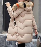 Женский зимний пуховик. Модель 776, фото 4