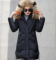 Женский зимний пуховик. Модель 776, фото 10