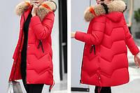 Женский зимний пуховик. Модель 776, фото 8