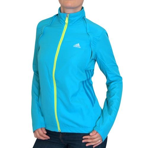 Ветровка спортивная, женская летняя adidas Snova Con Jkt W v11433 адидас