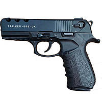 Пистолет стартовый Stalker 4918 черный