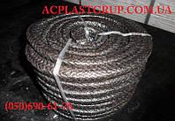 Набивка сальниковая АП-31, плетеная, жировая, в бухте, диаметр 24.0 мм.