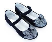 Туфлі шкільні Дівчинка Взуття ШКІРА Україна  Розмір 30-36 Взуття Мальви