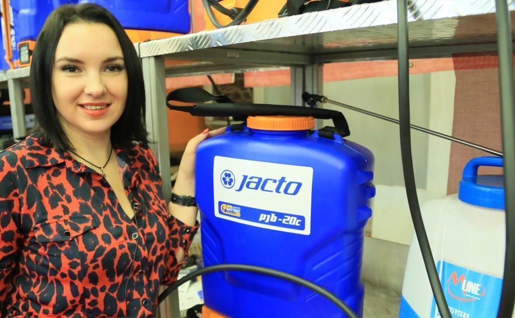 Аккумуляторный опрыскиватель Jacto PJBC-20 (1223809)