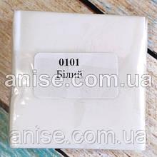 Полімерна глина Пластишка, №0101 білий, 75 г / Полімерна глина Пластішка, №0101 білий, 75 г