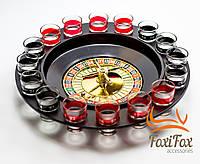 Пьяная рулетка с рюмками Roulette Set