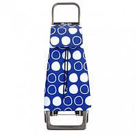Хозяйственная сумка-тележка, кравчучка, сумка для покупок Rolser Jet Symbol Joy 40 Azul
