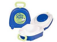 My Carry Potty Горшок детский голубой, фото 1