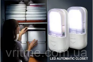 Накладний світлодіодний точковий LED світильник для шафи YL-358