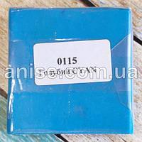 Полимерная глина Пластишка, №0115 голубой циан, 75 г / Полімерна глина Пластішка, №0115 голубий CYAN, 75 г