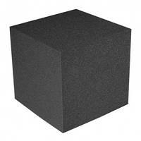 Бас пастка Ecosound КУБ кутовий 16х16х16 см, чорний графіт