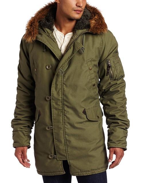 06506f45 Куртка Alpha N-3B Slim Fit Cotton - Olive Green: продажа, интернет ...