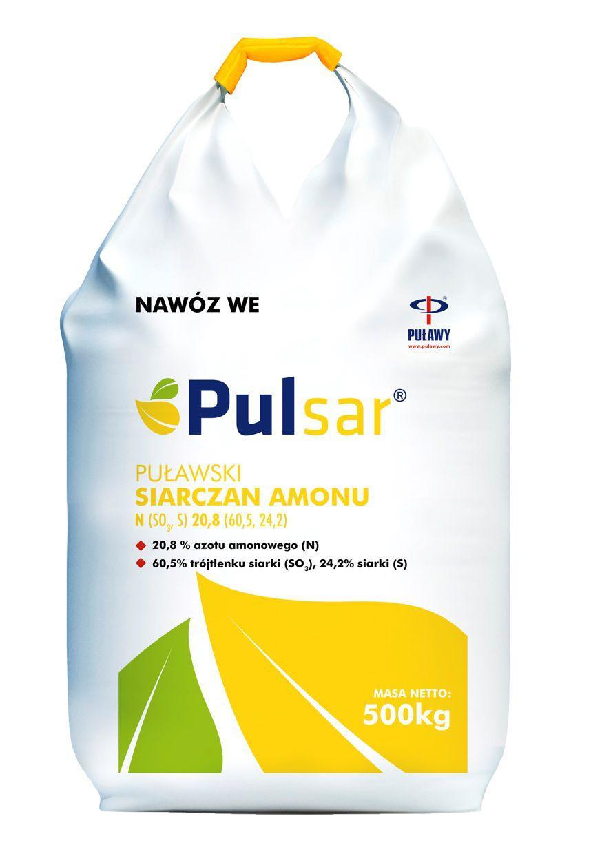 Азотно удобрение PULSAR (cульфат аммония)